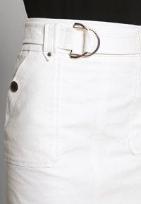 Morgan - JAFARI - Mini skirt - off white - 4