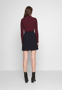 Morgan - JALLO - Mini skirt - marine - 2