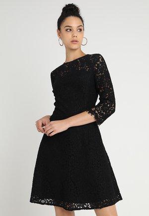 Koktejlové šaty/ šaty na párty - noir