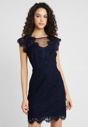 RAHEL - Koktejlové šaty/ šaty na párty - navy