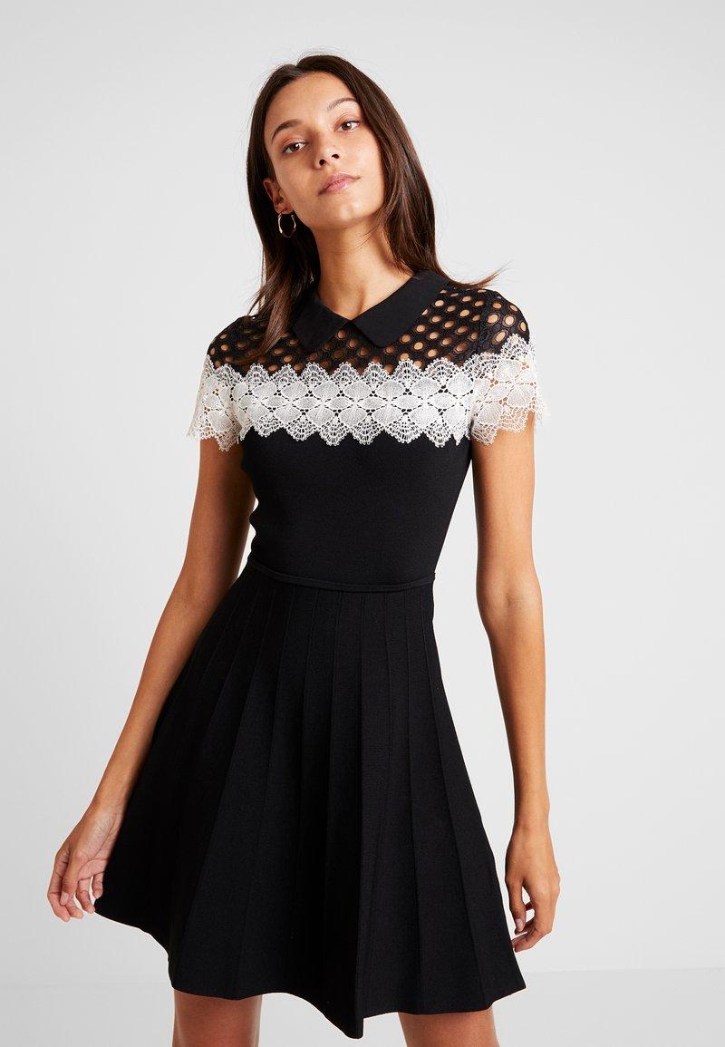 Morgan - Denní šaty - noir