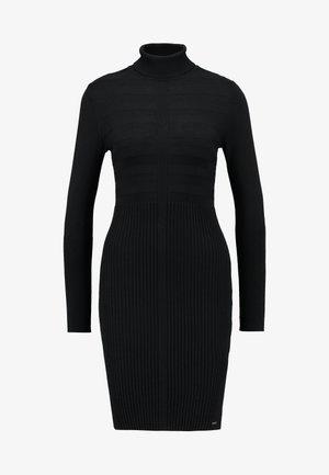 RMENTO - Jumper dress - noir