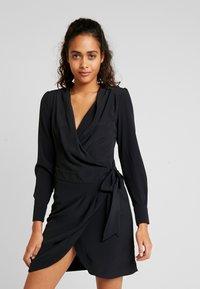 Morgan - Robe de soirée - noir - 0