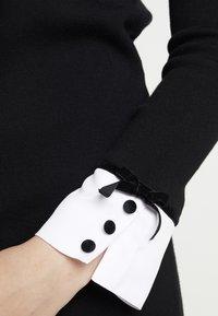 Morgan - Jumper dress - noir - 6