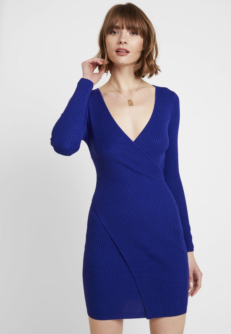 Morgan - Shift dress - ultra bleu