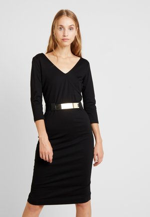 ROCILA - Shift dress - noir