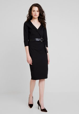 ROCIPA - Jersey dress - noir