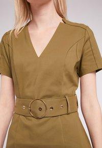 Morgan - Day dress - khaki - 3