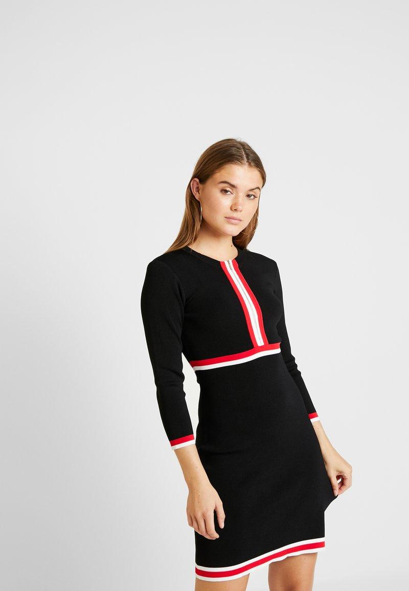 Morgan - Jumper dress - noir