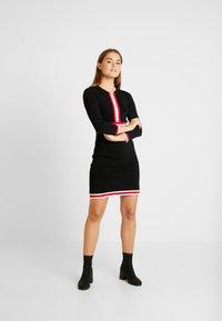 Morgan - Jumper dress - noir - 2