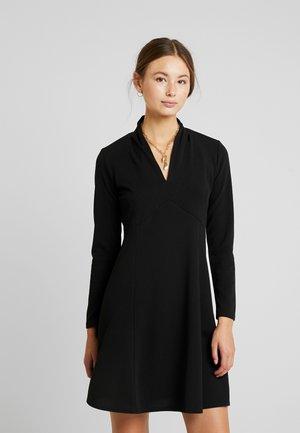 REILAT - Robe d'été - noir