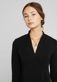 Morgan - REILAT - Day dress - noir - 4