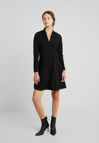 Morgan - REILAT - Day dress - noir - 1