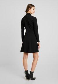 Morgan - REILAT - Day dress - noir - 2