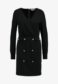Morgan - Robe fourreau - noir - 3