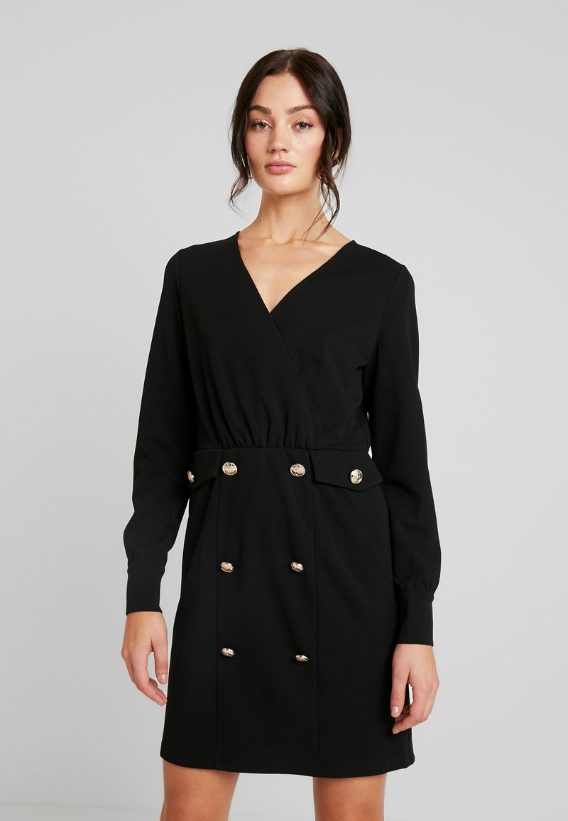 Morgan - Robe fourreau - noir