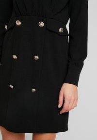 Morgan - Robe fourreau - noir - 4