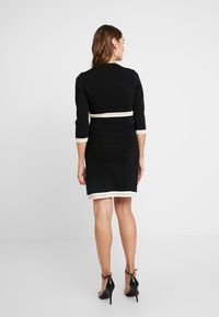 Morgan - MAYO - Jumper dress - noir/gold - 3
