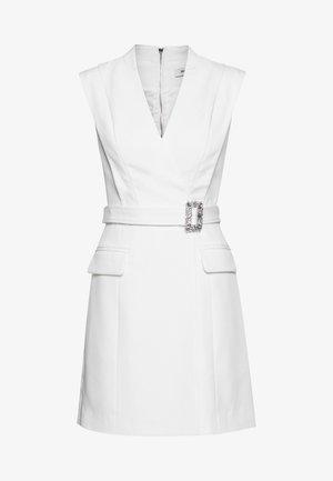 RAMAL - Korte jurk - off white
