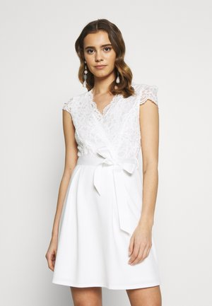 ROMELI - Cocktail dress / Party dress - off white