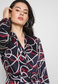 Morgan - Robe chemise - multico - 3