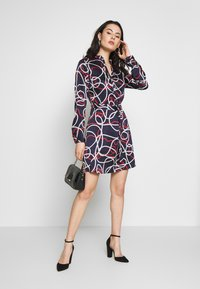 Morgan - Robe chemise - multico - 1