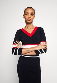 Morgan - Shift dress - noir - 3