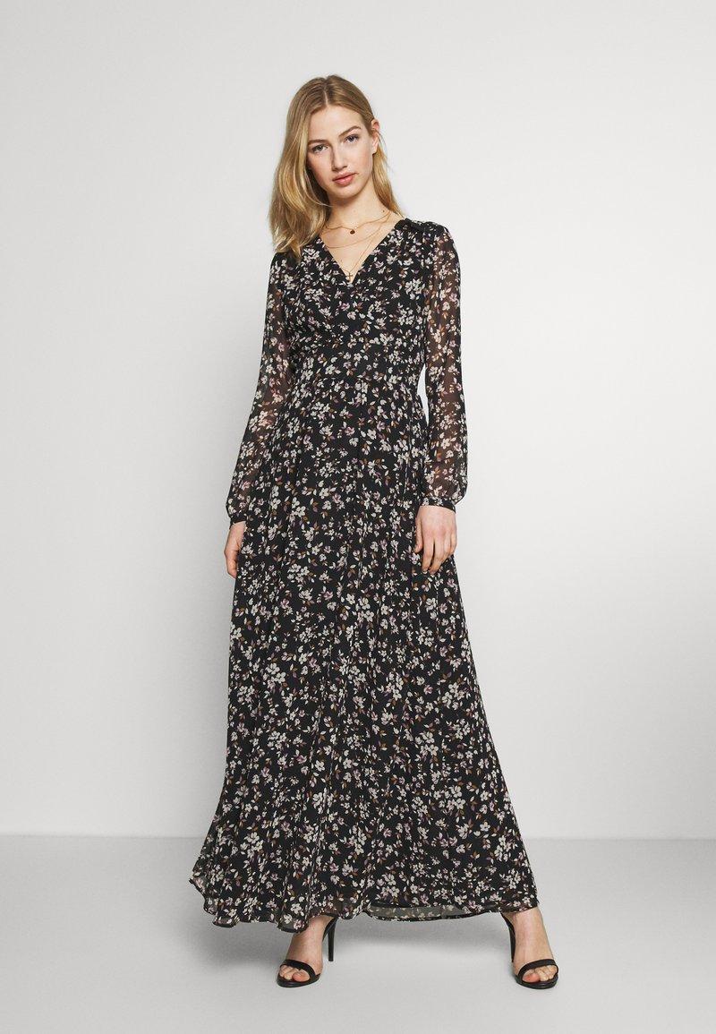 Morgan - Robe longue - multico