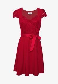 Morgan - RSTAR - Robe d'été - rouge - 4