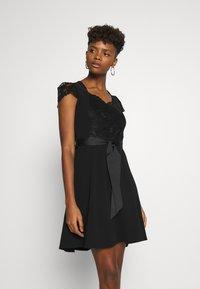 Morgan - Vestito elegante - noir - 0