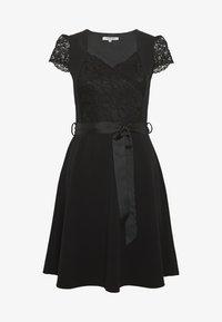 Morgan - RSTAR - Robe d'été - noir - 3