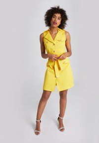 Morgan - Day dress - yellow - 1