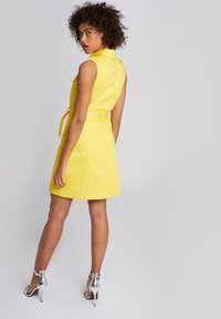 Morgan - Day dress - yellow - 2