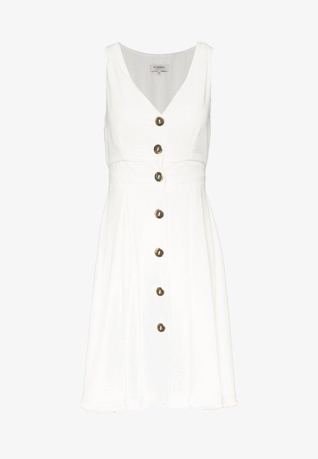 ROOL - Robe d'été - off white