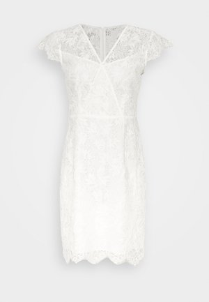 LIME - Etui-jurk - off white