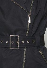 Morgan - RPERFA - Robe d'été - marine - 4