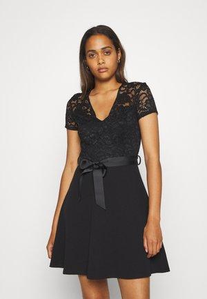 ROMALO - Sukienka koktajlowa - noir