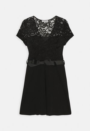 ROMALO - Shift dress - noir
