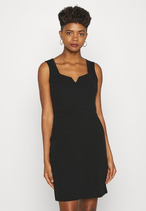 Shift dress - noir
