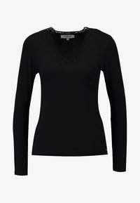 Morgan - Long sleeved top - noir - 5