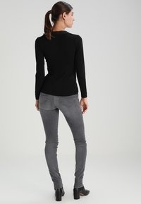 Morgan - Long sleeved top - noir - 2