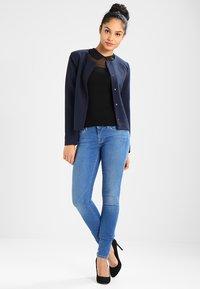 Morgan - DANOI - Camiseta estampada - noir - 1