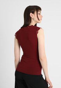 Morgan - DTEL - Blouse - bordeaux - 2