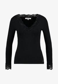Morgan - TRACY - Camiseta de manga larga - noir - 3