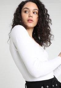 Morgan - Pullover - off white - 3