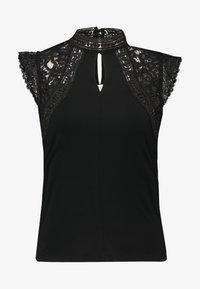 Morgan - T-shirt z nadrukiem - noir - 3
