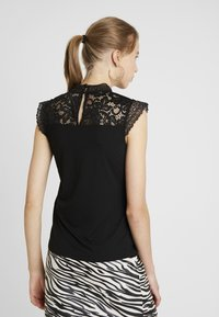 Morgan - T-shirt z nadrukiem - noir - 2