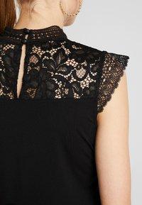 Morgan - T-shirt z nadrukiem - noir - 4