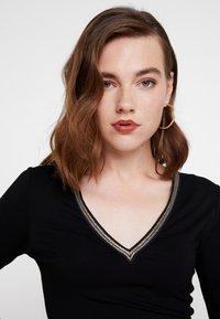 Morgan - TEDO - Maglietta a manica lunga - noir - 4