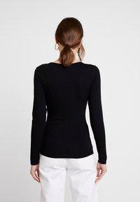 Morgan - TEDO - Maglietta a manica lunga - noir - 2
